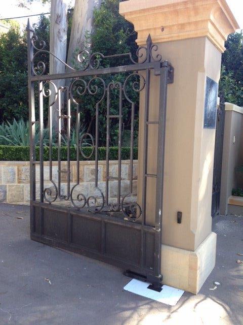 Automatic Gates In Sydney Driveway Gates Sliding Gates